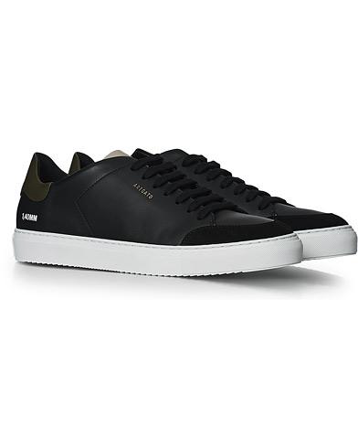 Axel Arigato Clean 90 Triple Sneaker Black Leather