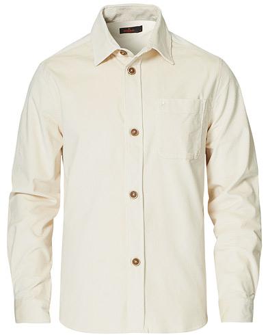 Morris Heaton LT Shirt Jacket Creme
