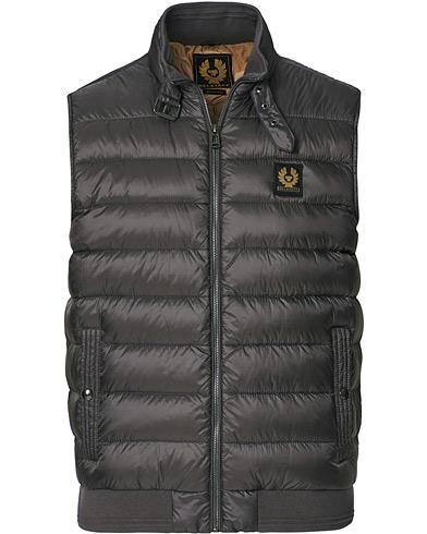 Belstaff Circut Lightweight Vest Granite Grey