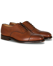 Loake 1880 Aldwych Oxford Mahogany Burnished Calf