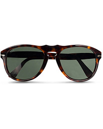 PO0649 Sunglasses Havana/Crystal Green