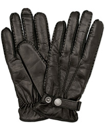 Jake Wool Lined Buckle Glove Black