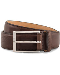 Helmi Leather 3,5 cm Belt Brown