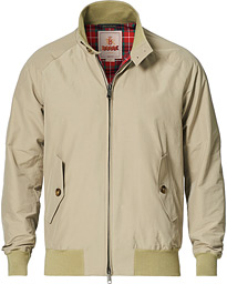 G9 Original Harrington Jacket Natural