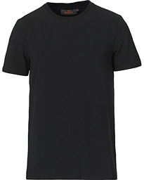 James Crew Neck Tee Black