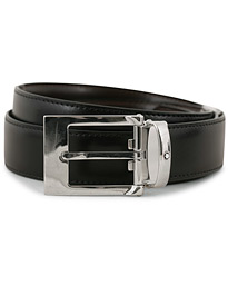 Montblanc Reversible 30mm Belt Black