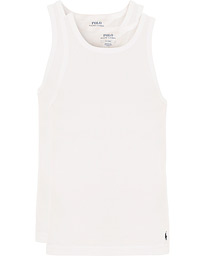2-Pack Classic Tank White