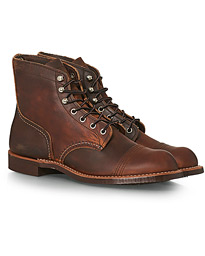 Iron Ranger Boot Copper Rough/Tough Leather