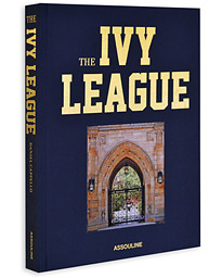 New Mags The Ivy League Book