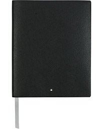 Montblanc 149 Fine Stationery Lined Sketch Book Black