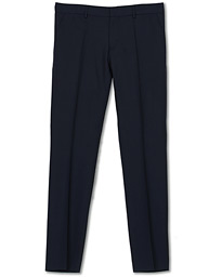 Filippa K Liam Cool Wool Slacks Hope Blue