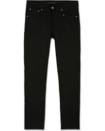 Lean Dean Organic Slim Fit Jeans Dry Ever Black