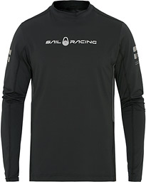 Reference Rashguard Long Sleeve Tee Carbon