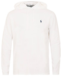 Polo Ralph Lauren Long Sleeve Hoodie White