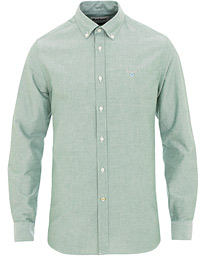 Tailored Fit Oxford 3 Shirt Green