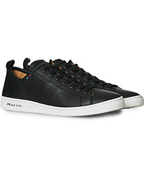 PS Paul Smith Miyata Sneaker Black Calf
