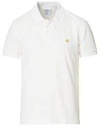 Supima Cotton Polo White