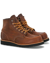 Moc Toe Boot Copper Rough/Tough Leather