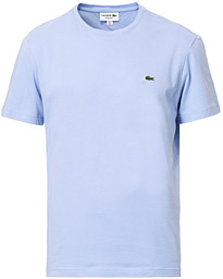 Lacoste Crew Neck Tee Purpy Blue