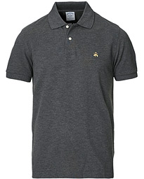 Supima Cotton Polo Grey
