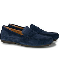 Polo Ralph Lauren Reynold Driving Loafer Navy Suede