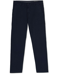 Garment Dyed Stretch Chino Baltic Navy