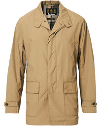 Barbour Lifestyle Ark Casual Coat Sand