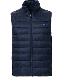 Barbour International Bretby Lightweight Down Gilet Navy