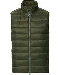 Barbour International Bretby Lightweight Down Gilet Olive