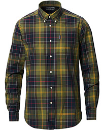 Barbour Lifestyle Tailored Fit 7 Shirt Classic Tartan