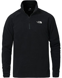 The North Face 100 Glacier 1/4 Zip Black
