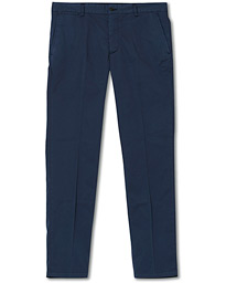 Tiger of Sweden Truman Satin Chinos Navy