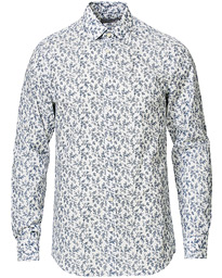 Tiger of Sweden Ferene Printed Flower Shirt White