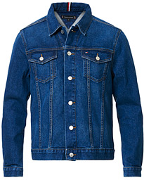 Tommy Hilfiger Trucker Type 3 Denim Jacket Bayou Blue