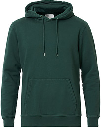 Colorful Standard Classic Organic Hood Emerald Green