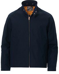 Private White V.C. Ventile Harrington Jacket Midnight Navy