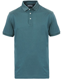 14 Savile Row Savile Row Short Sleeve Polo Sage