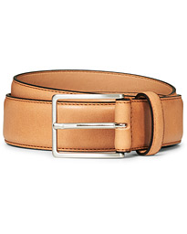 Emile Leather Belt Brown