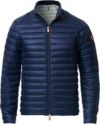 Save The Duck Lightweight Padded Jacket Navy Blue