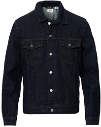 J.Crew Denim Resin Jacket Rinse