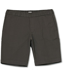 Terry Shorts Green Grey