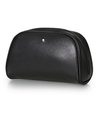 Sartorial Vanity Bag Large Black Black