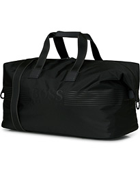 BOSS Athleisure Pixel Holdall Black