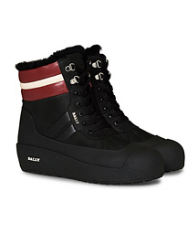Curton Winter Boot Black