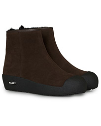 Guard II M Curling Boot Coffee