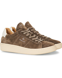 GANT Leville Sneaker Taupe Suede