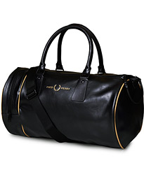 Fred Perry Refined Barrel Bag Black