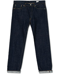 Straight Fit 105 Selvedge Jeans One Wash