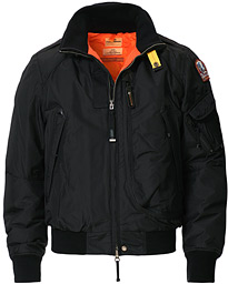 Parajumpers Fire Masterpiece Bomber Jacket Black