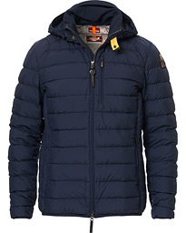 Parajumpers Last Minute Lightweight Hooded Jacket Navy
